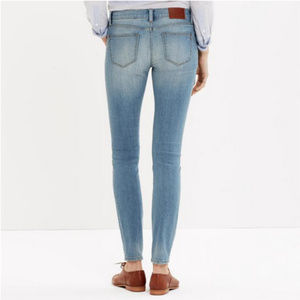 Madewell | Skinny Skinny Jeans in Light Wash